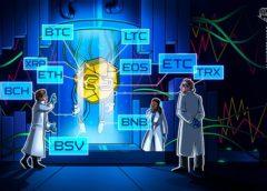 Price Analysis Jan 17: BTC, ETH, XRP, BCH, BSV, LTC, EOS, BNB, ETC, TRX