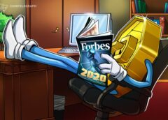 Just Four Crypto Leaders on Forbes' List of Billionaires